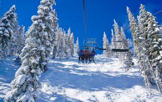 Park City Ski Lift