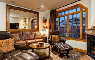 Town Lift Condominium living room